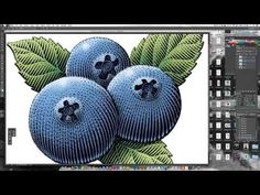 How to create Stippled Illustration in Adobe Illustrator Tutorial (HD recommended) - YouTube