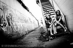 Stenberg Photography Red Deer and Sylvan Lake Areas: Downtown Urban Portrait Photography   Red Deer