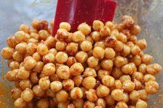 Roasted Garbanzos whole foods recipe