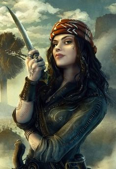 fantasy halfling - Google Search