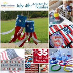 July 4th Activities for Families