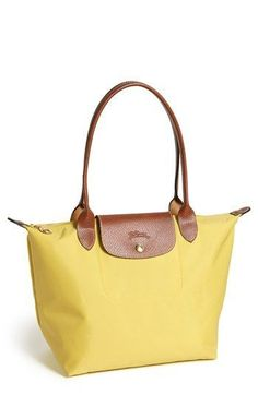 Longchamp 'Le Pliage - Small' Shoulder Bag available at #Nordstrom Love Longchamp!!! I have the large one.