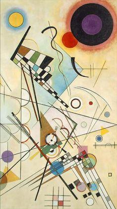 Discovery Wassily #Kandinsky #Art > Everything starts from a dot Inspiration Art, Art Inspo, Kadinsky Art, Ecole Art, Graphic Artwork, Arte Pop, Mondrian, Art Plastique, Art Activities