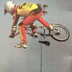 Anyone ?  Freestyle BMX Magazine 1988. #oldschoolbmx #80sbmx #bmx