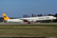 German Cargo D-ADUC McDonnell Douglas DC-8-73(F) aircraft ...