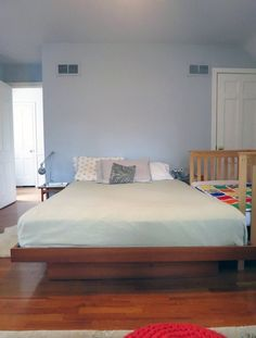 Apartment Therapy Contributor Style: Regina's Own Bedroom