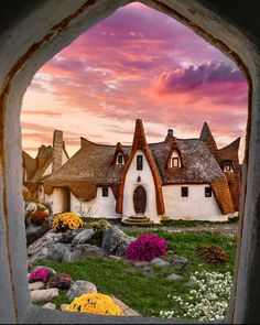 Nestled in the foothills of the Carpathian Mountains in the heart of Transylvania, a tiny Romanian town is now home to a fairytale come true in the form of an adorable castle built with clay and sand. Photography by Carpathian Mountains, Road Trip, Destination Voyage, Camping Car, Camping Tips, Top Destinations, Belle Photo, Land Scape, Beautiful Places