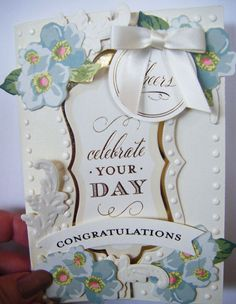 Another gorgeous card from Ann Marie V