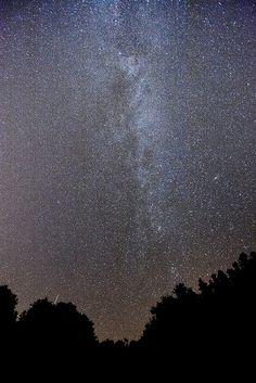 countless stars /camiño de santiago by Antonio Costa, via Flickr