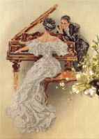 "Gallery.ru / kcx5 - Альбом ""Девушка за роялем"""