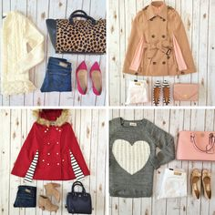 Winter Outfit idea layouts here: http://www.stylishpetite.com/2015/02/instagram-lately_21.html