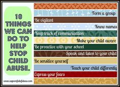 http://aspoonfullofideas.com/blog/ten-things-we-can-do-to-help-stop-child-abuse/