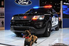 The Chicago Auto Show is one of the biggest events in the auto world, and this year, there will be some big debuts; the New Ford Police Interceptor Debut.