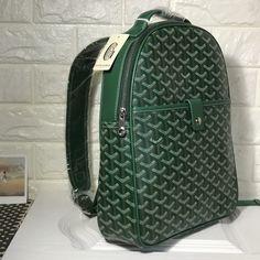 Goyard Luggage, Leather Backpack, Luxury Bags, Dressing Room, Fashion Backpack, Backpacks, Handbags, Luxury, Shoes