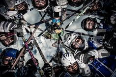Awesome HDR Lacrosse Photo by Lisa Carpenter.