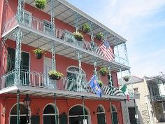 Heart of the French Quarter - Luxury Courtyard Suite AptVacation Rental in New Orleans