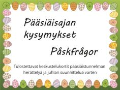 kysymyssarja Archives - RyhmäRenki Special Education, Kids Learning, Religion, Presentation, Mindfulness, Classroom, Teacher, Student, How To Plan