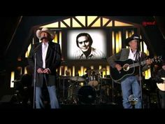 George Strait ft. Alan Jackson - He Stopped Loving Her Today - The 2013 CMA Awards