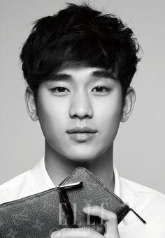 Elle, 2012.05, Kim Soo Hyun