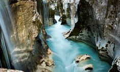Soča Valley, Slovenia -  Located within the Julian Alps, the breathtakingly beautiful Soča Valley is on outdoors lover's dream, with some of Europe's most gorgeous waters. The large region is split into three municipalities: Bovec, Kobarid and Tolmin and also features part of Triglav National Park. The remarkable Soča ri... Chill Things