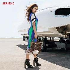 Happy to finally share my first @louisvuitton campaign --thank you and love you  @nicolasghesquiere  @bruce_weber