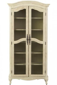 Provence Double Bookcase.... Like this style but needs to be solid and sturdy to be an awesome piece