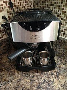 Amazon.com: Buying Choices: Mr. Coffee ECMP50 Espresso/Cappuccino Maker, Black