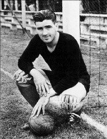 Maspoli - Uruguay Nationalkeeper Weltmeister 1950