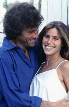 Paul Michael Glaser & wife Elizabeth