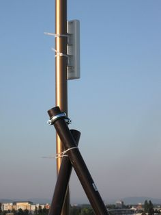 Telescope, Wind Turbine, Wels