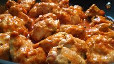 21 Day Fix EXTREME Countdown to Competition Eating Plan: Buffalo Chicken Meatballs