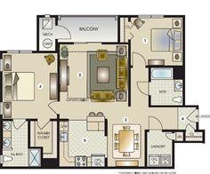 The Santa Fe Condo | Edgewood Properties