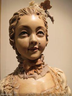 Когда дерево оживает... / Выставка кукол - обзоры, репортажи, информация, фото / Бэйбики. Куклы фото. Одежда для кукол