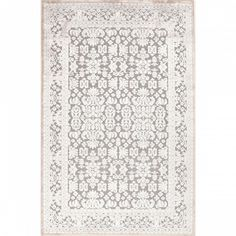 Fables Regal Gray Rug