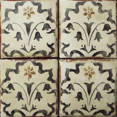 Polanco 3 in mocka and charcoal. Comes in a variety of colours and patterns at World Mosaic Tile | www.worldmosaictile.com
