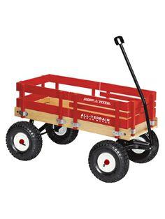 All-Terrain Cargo Wagon by Radio Flyer on sale now on #Gilt.