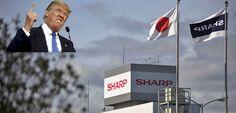 Efecto Trump: Sharp se prepara para fabricar en Estados Unidos - http://www.actualidadiphone.com/sharp-fabricara-estados-unidos/