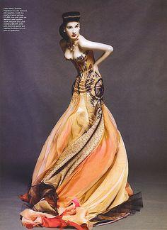 dita; dress; perfection.