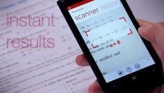 C'est un rêve pour beaucoup de collégiens et de lycéens : PhotoMath, une application gratuite, permet de résoudre des équations mathé...