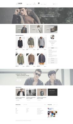 This elegant WooCommerce theme can help owners of fashion stores create dignified websites utilizing the modern tricks of web development, namely CSS3, HTML5, jQuery and LESS. A parallax scrolling ...