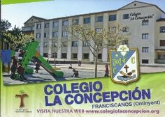 """La Concepción"" School and High School in Ontinyent, booking for new school year 2012-2013."