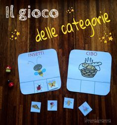 Learning Italian Through Vocabulary Maria Montessori, Montessori Activities, Learning Activities, Preschool Activities, Activities For 2 Year Olds, Learning Italian, Working With Children, Math Games, Pre School