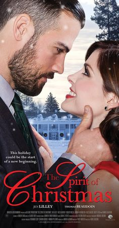 The Spirit of Christmas - Directed by David Jackson.  With Thomas Beaudoin, Kati Salowsky, Steven A. Miller, Jen Lilley. Kate, a workaholic lawyer, has three weeks to get a haunted bed and breakfast appraised and sold. The uncooperative manager claims a spirit who lives there will not approve. With Kate's possible promotion resting on accomplishing this task, she checks in and haggles with the aforesaid Christmas spirit, who suspiciously seems awfully solid for a ghost.