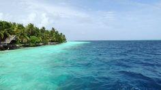 Pozdrav od čtenářky Katky z Malediv