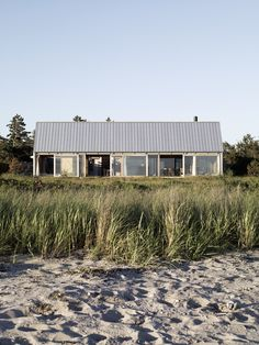 Lene Tranberg's summerhouse, Zealand West Coast, Denmark