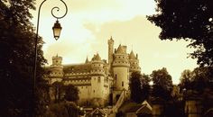Pierrefonds Castle/Camelot - September 2012 by *MorgainePendragon on deviantART