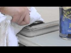 General Finishes Gel Stain How to