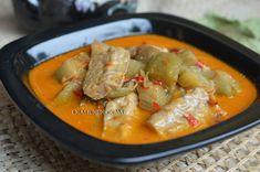 Diah Didi's Kitchen: Lodeh Terong & Tempe Bumbu Rebon