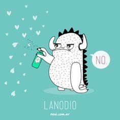 Lanodio no love #Noui #LoDijoUnNoui www.noui.com.ar