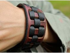 Jon Wye Belts - Graphically Cool Belts. Check out the cuffs and dog collars...